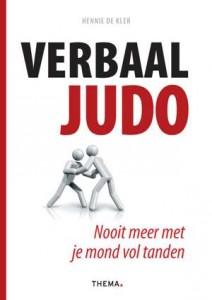Verbaal judo cover